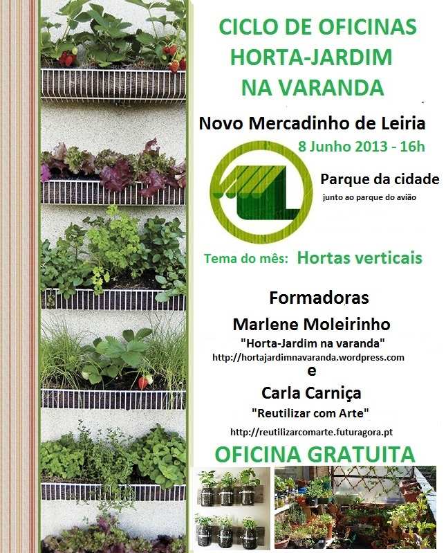 horta jardim na varanda:Horta-Jardim na varanda